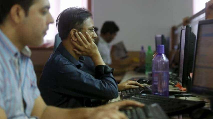 Sensex, Nifty hit three-week closing low; PNB, Bank of Baroda, SBI tank up to 6%