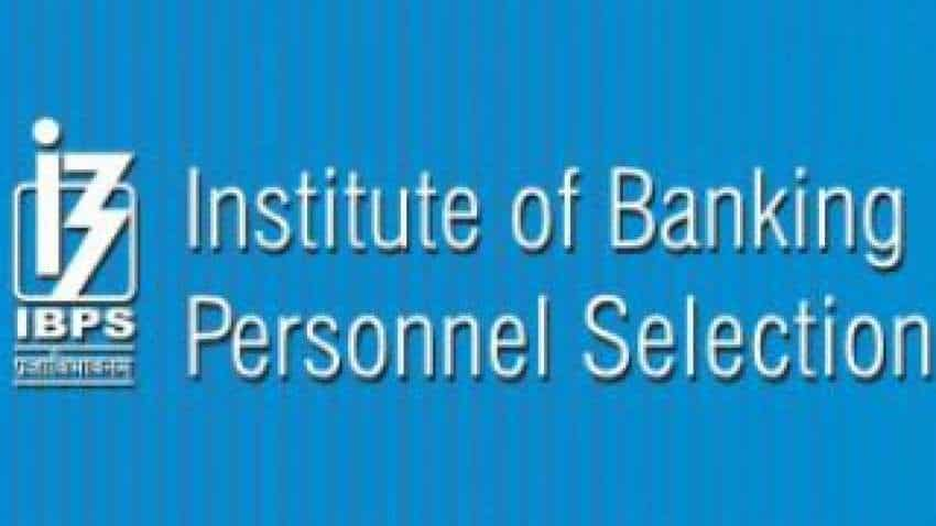 IBPS recruitment 2018: Apply for 10,190 vacant posts on www.ibps.in