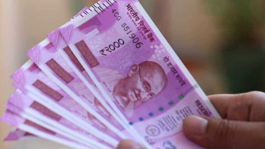 Four years of Indian rupee; 2 massive blows to currency