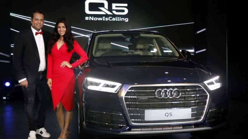 Audi Q5 petrol launched In India priced at Rs 55.27 lakh; check out specs and more