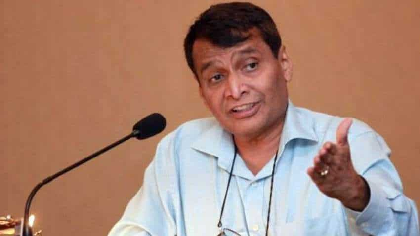 40% total power generation from non-fossil fuel sources by 2030: Suresh Prabhu