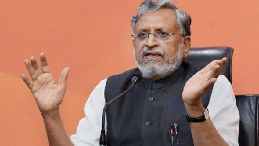 Petro products to come under GST after revenue collections stabilise above 1 lakh crore: Sushil Modi