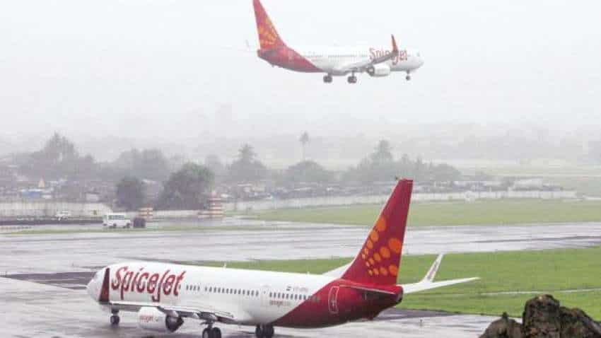 Jet Airways, SpiceJet and IndiGo tank up to 3% even as ATF price cut by 2.7% in Delhi