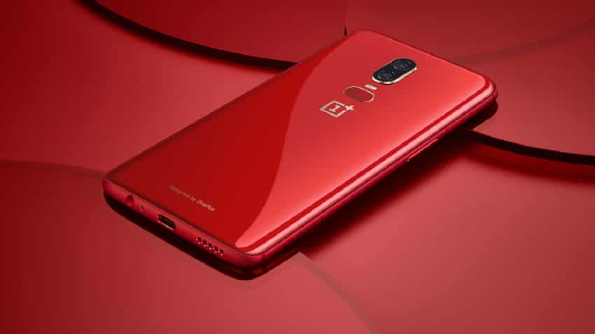 OnePlus 6 Red edition with 8GB RAM launched in India; check out for price and specs