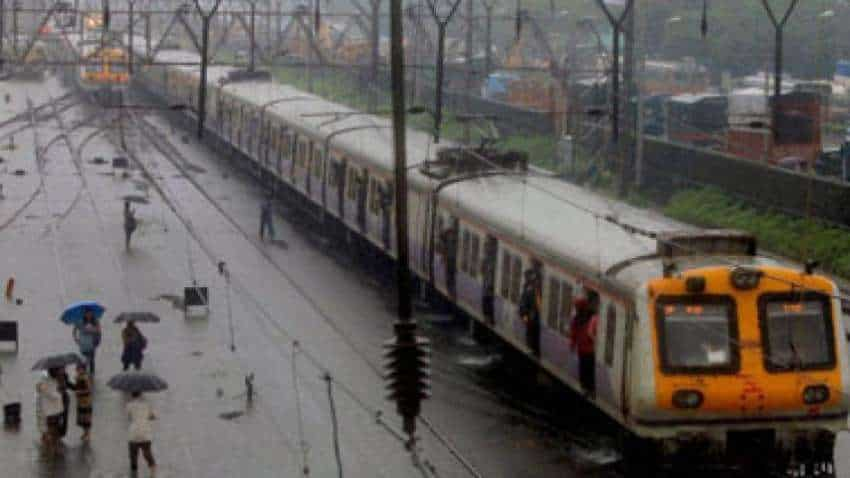 Mumbai rains! Western Railways stops train services at a few stations; check cancelled trains full list here