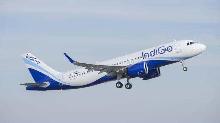 Mumbai rains! Indigo launches 'Mumbai Alert' page, says passengers can check their flight status