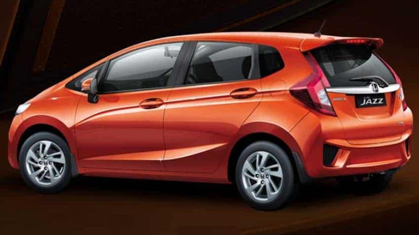 Honda Jazz facelift: Rival to Maruti Suzuki Baleno, Hyundai i20 coming soon