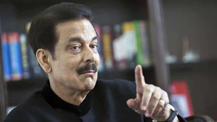 Subrata Roy led Sahara Group to sell New York's iconic Plaza Hotel for $600 mn: Source