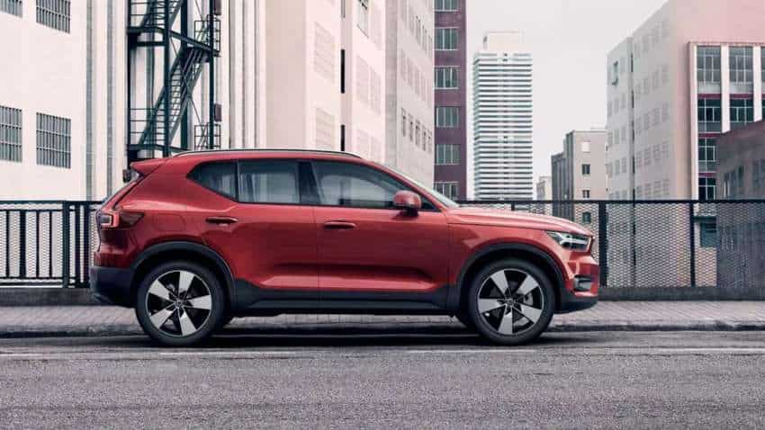 Volvo launches new SUV priced at Rs 39.90 lakh in India
