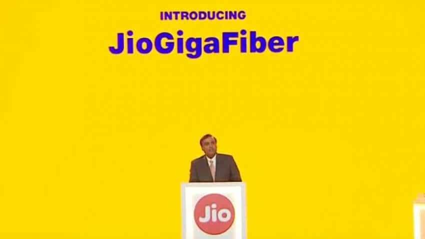 What is Reliance Jio Giga Fiber, the big announcement Mukesh Ambani made today