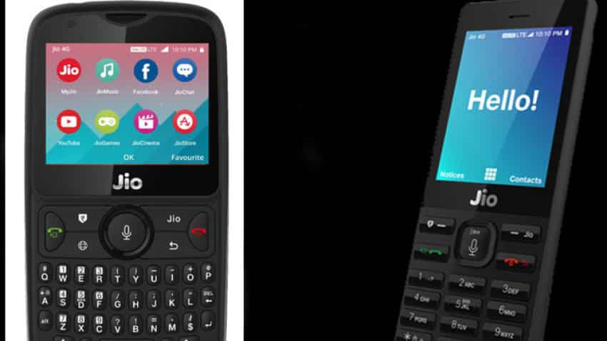 Jio Phone vs Jio Phone 2: Check price, specs and features