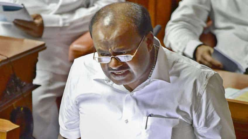 Karnataka budget 2018: Kumaraswamy waives farm loans, but shocks with petrol, diesel, liquor, power levies hike