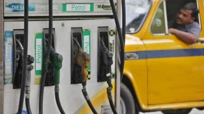 Petrol, diesel prices have receded for a month, but at half the rate of surge