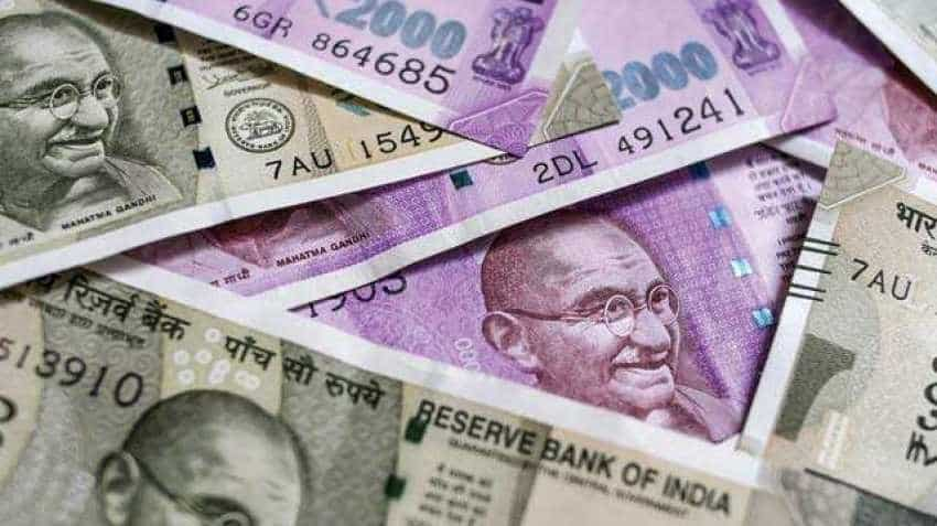 Indian rupee rises 30 paise against US dollar to 68.57 in early trade