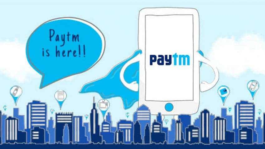 Cashless economy! Paytm touches over 400 mn BHIM UPI transactions; registers a 5 bn transactions run rate