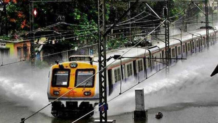 Indian Railways 'waterproof' engine set to defy waterlogging in Mumbai!