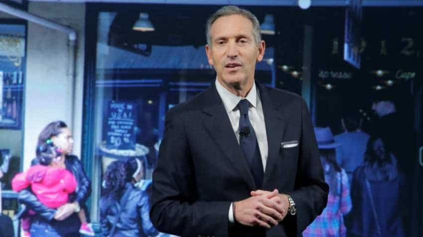 Starbucks' departing chairman Howard Schultz backs China prospects, hints at Jack Ma tie-up
