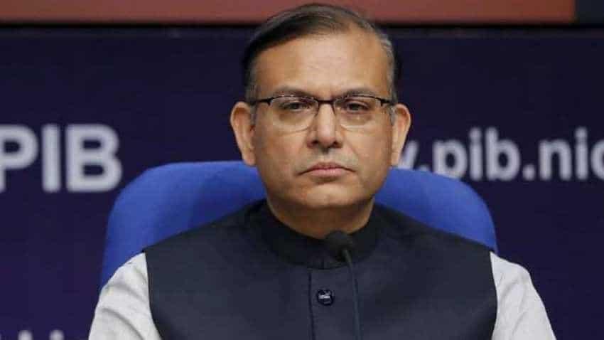 Civil Aviation Minister Jayant Sinha hopes to start Darbhanga airport by Jan 2019