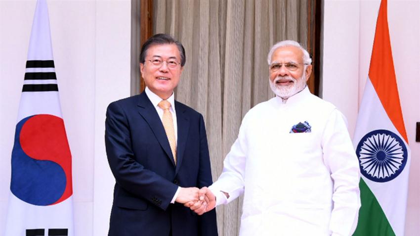 "PM Narendra Modi says ""we have new era of bilateral strategic cooperation"" with South Korea"