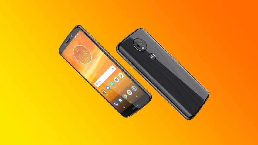 Motorola launches 2 battery-centric smartphones Moto E5 Plus and E5 in India