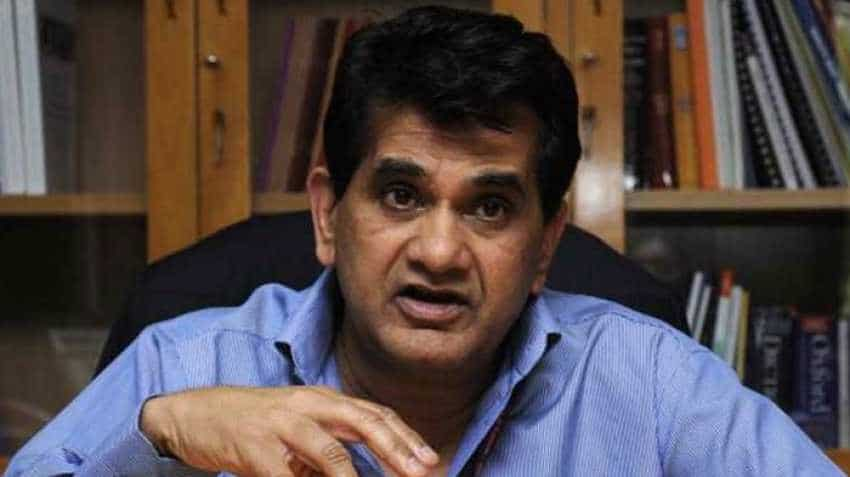 UAS industry can rapidly modernise India; regulatory framework needed: Amitabh Kant
