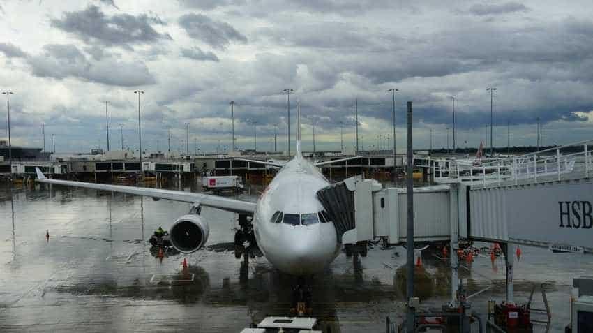 Mumbai rains impact: 368 flights delayed at Mumbai airport today; all details here