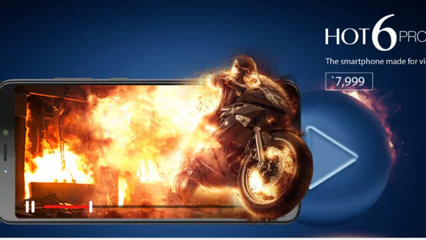 Xiaomi rival? Infinix HOT 6 Pro unveiled in India priced at Rs 7,999