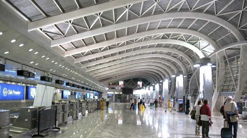 This is what they turned old Vadodara airport building into