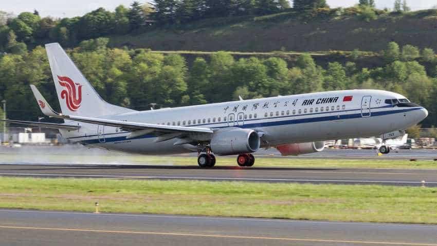 Air China Boeing 737 flight CA106 from Hong Kong loses cabin pressure mid-flight