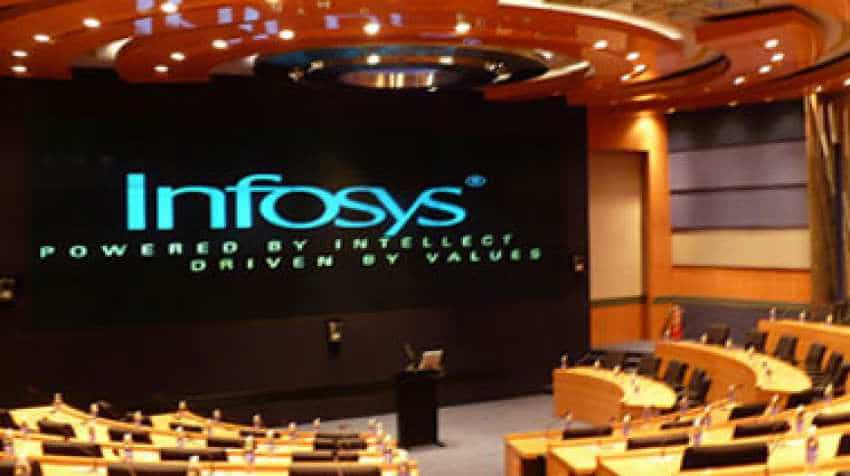 Infosys shares soar ahead of Q1 results, still 2% away from lifetime high