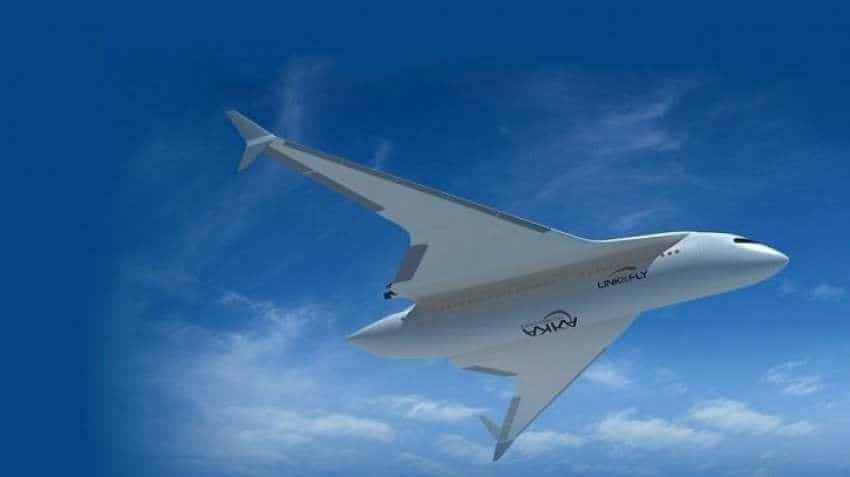This 'Flying train', with detachable wings, will change air travel forever!