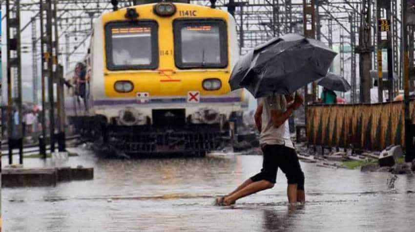 'Will the upcoming Bullet Train also run on flooded tracks?'