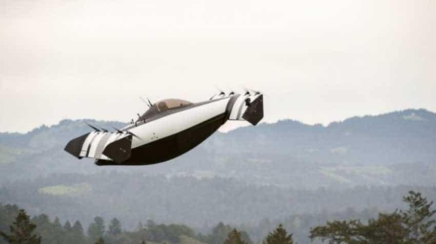 Mean machine! BlackFly flying car is here!