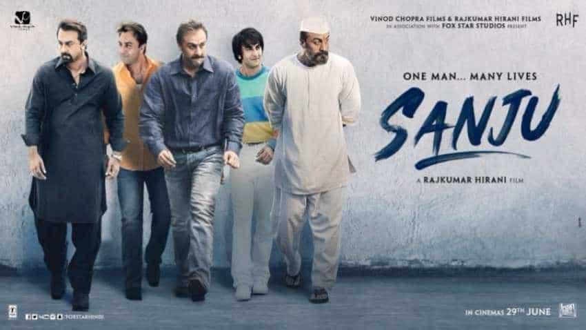 Ranbir Kapoor's 'Sanju' enters in the elite club of Rs 500 crore; See full list