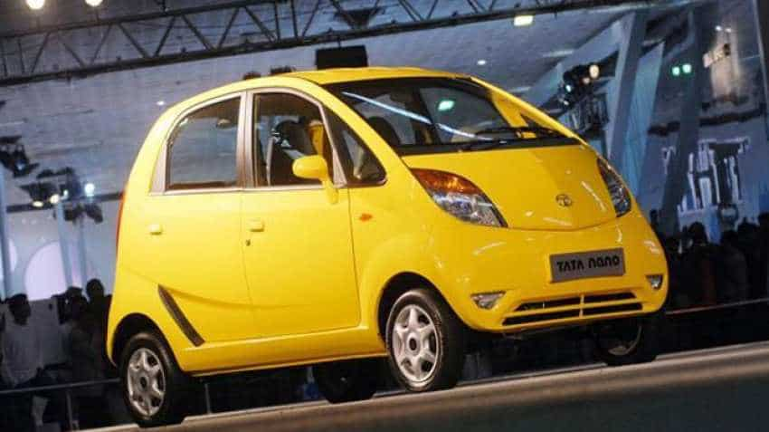 A silent moment for Ratan Tata, as Nano prepares for final goodbye! 10 years' journey of world's cheapest car