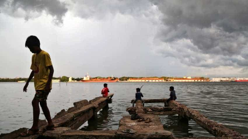 Country-wide monsoon deficiency dips to 5 pct: IMD data