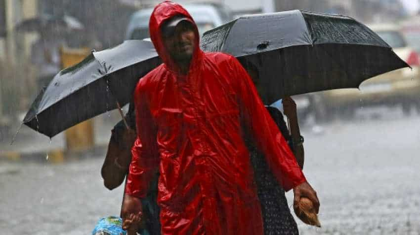 Mumbai rains: IMD forecast grim, showers to continue through the day