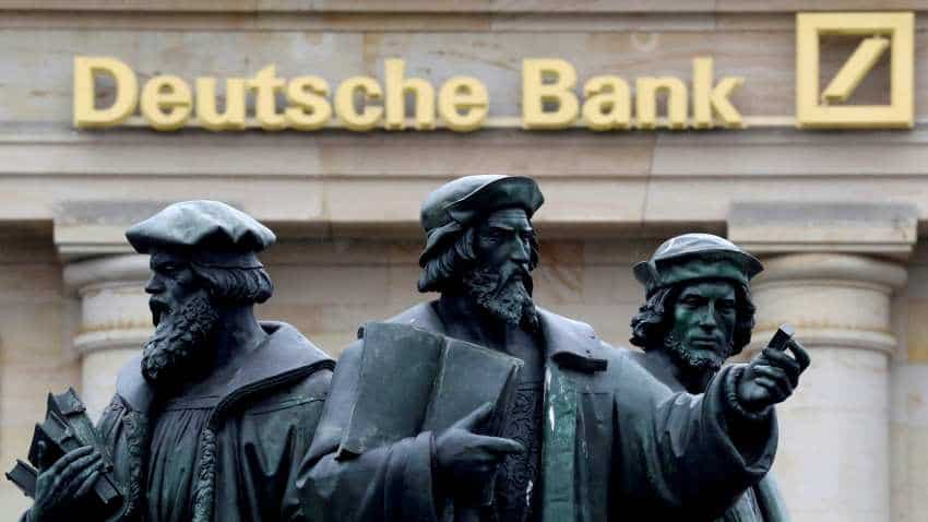 Deutsche Bank says expects second-quarter profit above expectations