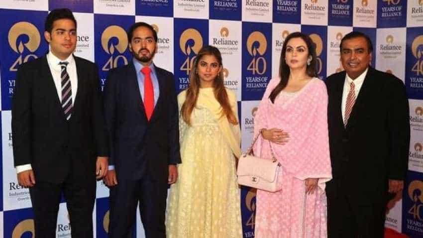 Mukesh Ambani is Asia's richest man, but what about Ambani family?