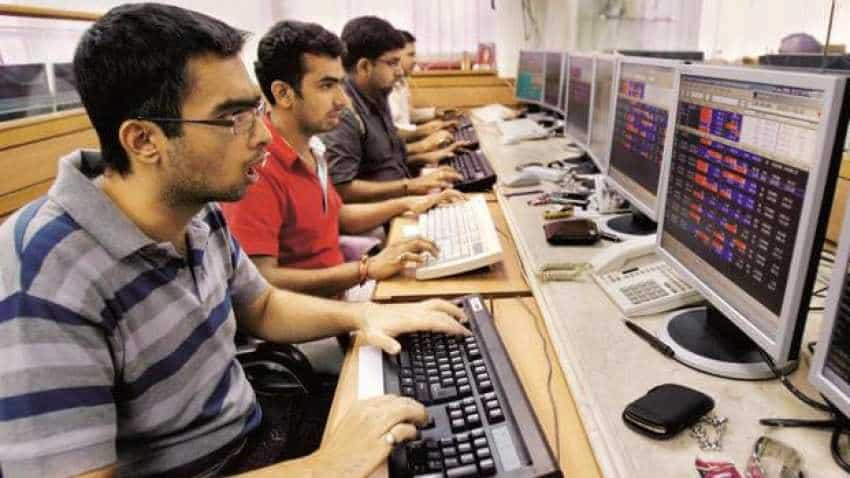 Sensex dips 218 points, Nifty ends below 11,000; Tata Steel, Tata Motors top losers