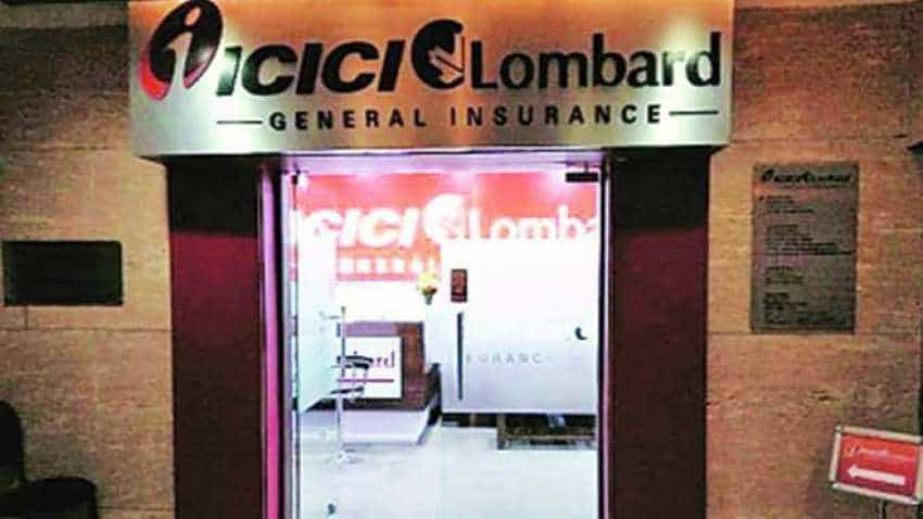 ICICI Lombard net profit surges 35 pct to Rs 289 cr in first quarter