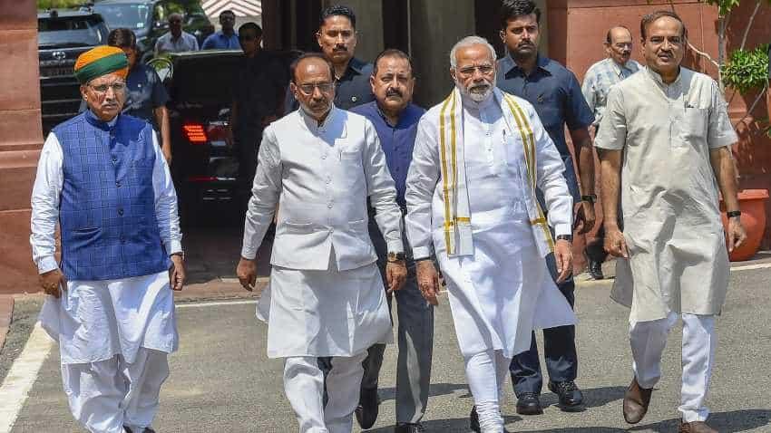 No-confidence motion moved against Modi govt; Speaker admits it