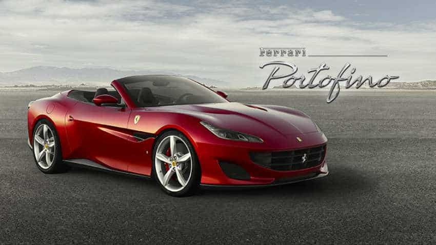 Ferrari Portofino 2018 on Indian roads soon; Know price, specification and features