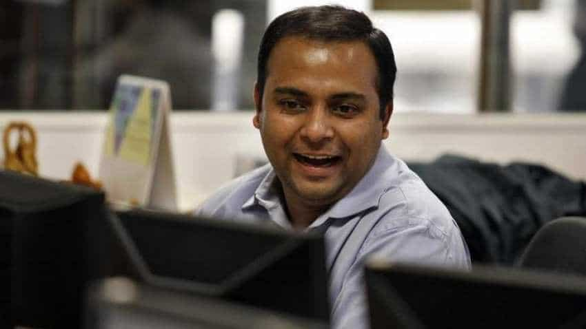 This stock was the star performer of the day even as Sensex tanked 146 points