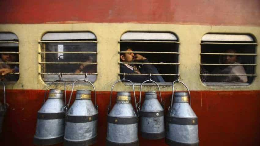 Indian Railways plays saviour for Mumbaiites, carts milk by trains as  protesters block roads