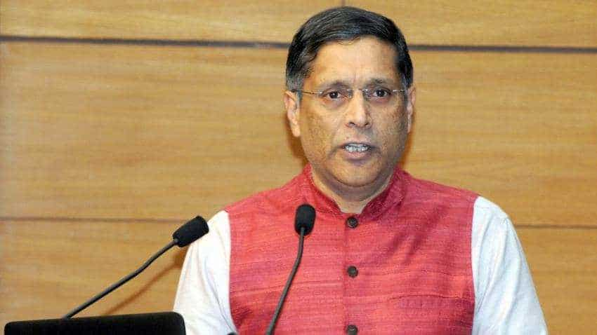 CEA Arvind Subramanian: Not leaving because government is unhappy with me