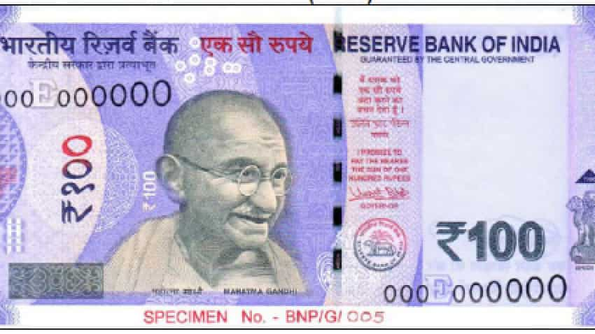New 100 Rupee Note 2018: Here is first-look at lavender-coloured currency
