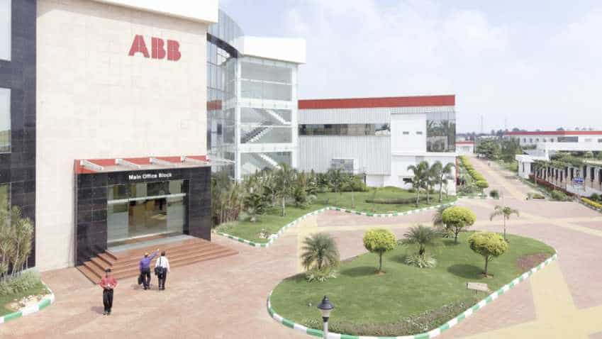 ABB India reports Q2 results; PAT rises 36 pct at Rs 102 crore