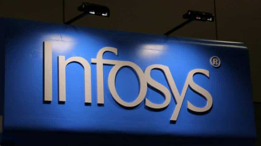 Infosys to set up a Digital Studio in Berlin; stock jumps, turns top gainer on Sensex, Nifty