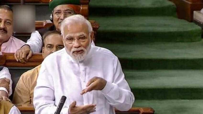 No confidence motion: Narendra Modi govt defeats no-trust motion